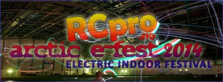 RCpro arctic e-fest 2014
